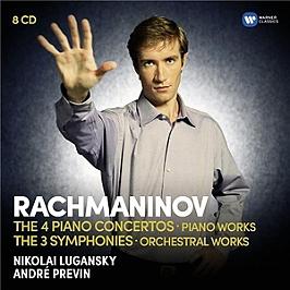 Rachmaninov, CD + Box