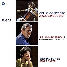 Elgar : concerto pour violoncelle, Vinyle 33T