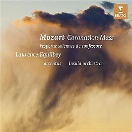 Mozart: messe du couronnement, CD Digipack