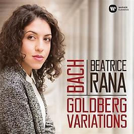 Variations Goldberg, CD