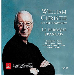 Le baroque français, CD + Box