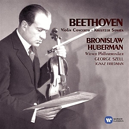 Beethoven: concerto violon, CD