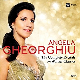 The complete recitals on Warner Classics, CD + Box