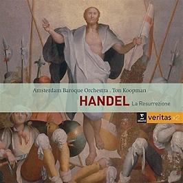 Haendel: la resurrezione, CD