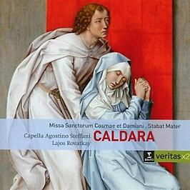 Caldara/Pergolesi/Vivaldi, CD
