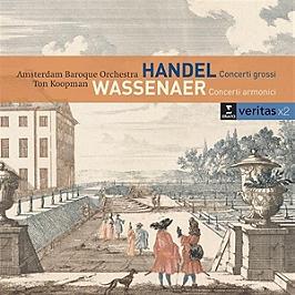 Haendel / Wassenaer, CD