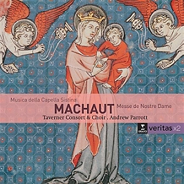 Machaut/Palestrina/Allegri, CD