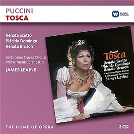 Tosca, CD