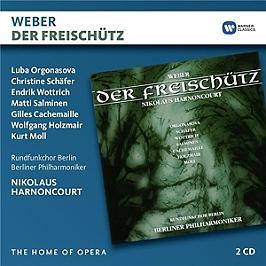 Der freischutz, CD