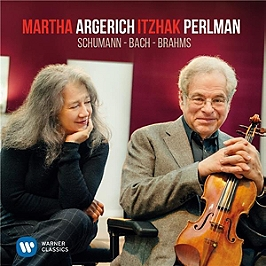 Schumann / Bach / Brahms, CD
