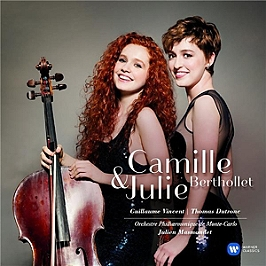 Camille & Julie Berthollet, CD Digipack