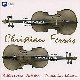 Violin concertos, CD