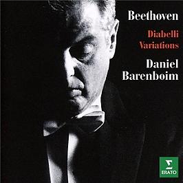 Diabelli variations, CD
