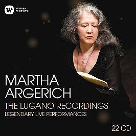 The Lugano recordings, CD + Box