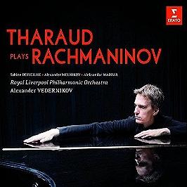Tharaud plays Rachmaninov, CD Digipack