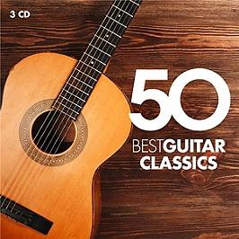 50 best guitare, CD + Box