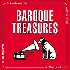 Baroque treasures : nipper 2cd, CD