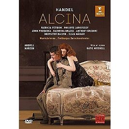 Alcina, Dvd Musical