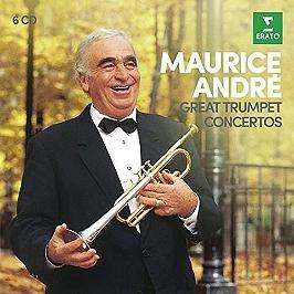 Concertos pour trompette, CD + Box