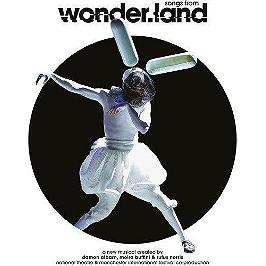 Wonder.land, CD