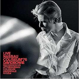 Live at Nassau Coliseum '76, Double vinyle