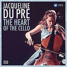 The heart of the cello, CD