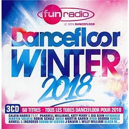 Fun dancefloor winter 2018, CD + Box