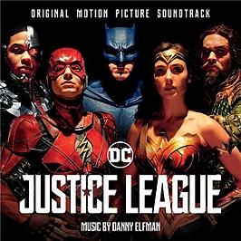 Justice league (original motion picture soundtrack), CD