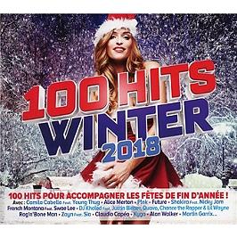 100 hits winter 2018, CD + Box