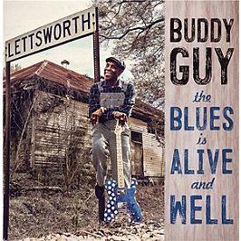 The blues is alive and well, CD