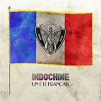 Un été français de Indochine en Vinyle 45T Maxi