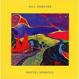 Nouvel horizon, CD Digipack