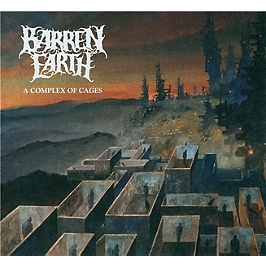 A complex of cages, CD Digipack