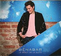 Le début de la suite de Benabar en CD Digipack