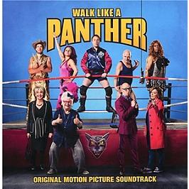 Walk like a panther (bof), CD