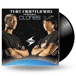 The Neptunes present... clones, Double vinyle