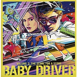 Baby driver volume 2: the score for a score, CD