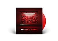 Rolling stone de Mylène Farmer en Vinyle 45T Maxi