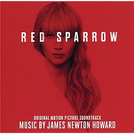 Red sparrow (bof), CD