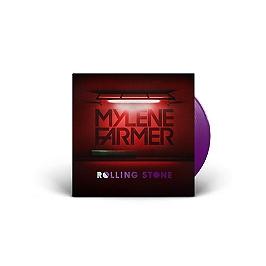 Rolling stone, Edition limitée maxi vinyle violet., Vinyle 45T Maxi