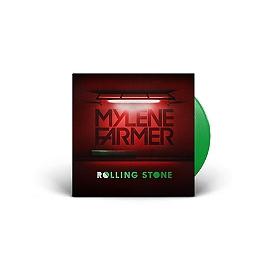 Rolling stone, Edition limitée maxi vinyle vert., Vinyle 45T Maxi