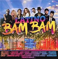 Latino bam bam de Compilation en CD