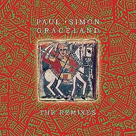 Graceland, the remixes, Double vinyle
