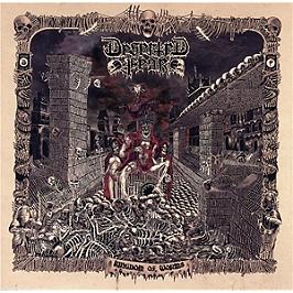 Kingdom of worms, CD