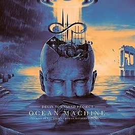 Ocean machine - Live at the Ancient Roman Theatre Plovdiv, Blu-ray Musical