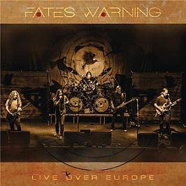 Live over Europe, Triple vinyle
