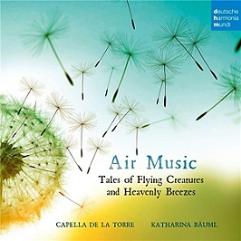 Air music (tales of flying creatures and heavenly breezes), CD