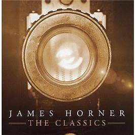 James Horner, the classics, CD