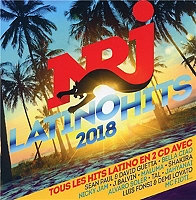 NRJ latino hits 2018 de Compilation en CD