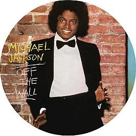 Off the wall, édition picture vinyle, Vinyle 33T